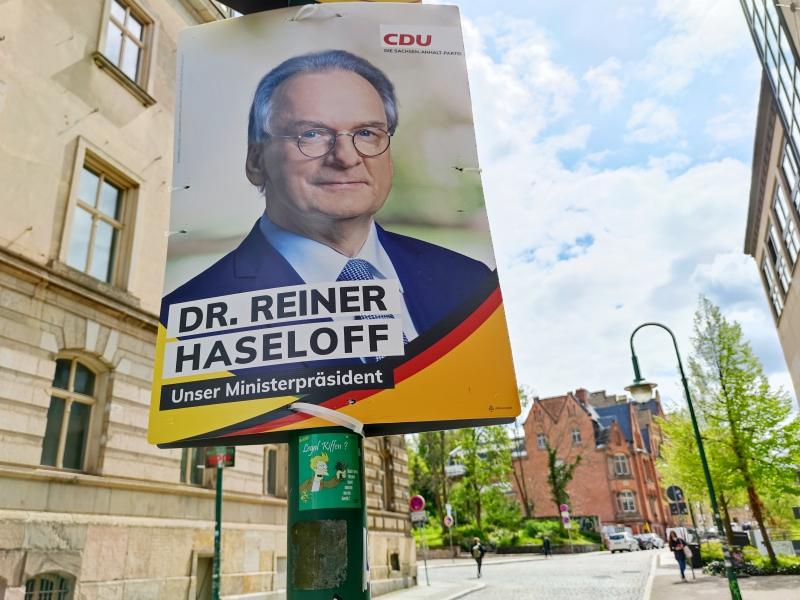 Sachsen-Anhalt: CDU, SPD und FDP wollen Koalition - Berlin ...